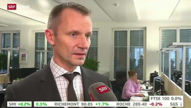 Video «SRF Börse vom 28.11.2014» abspielen