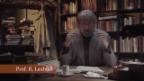 Video «Prof. R. Laubfall über AHV und Immigration» abspielen