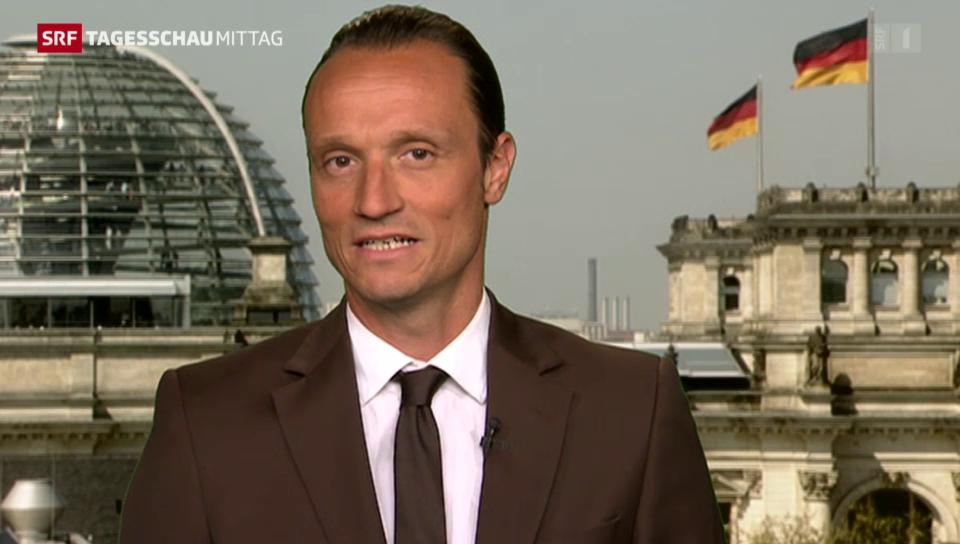Einschätzung von SRF-Korrespondent Adrian Arnold in Berlin