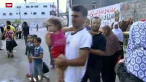 Video «Flüchtlinge des Gazastreifens» abspielen