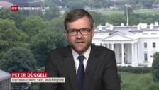 Video «SRF-Korrespondent Düggeli zum Erfolg von Trump» abspielen