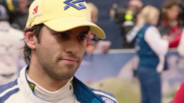 Video «Formel 1: GP Österreich, Felipe Nasr» abspielen
