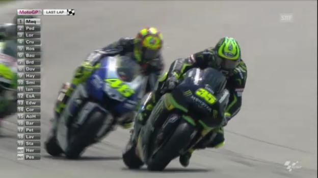 Video «MotoGP: Letzte Runde («sportlive»)» abspielen