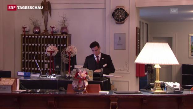 Video «Schweizer Hotels «direkt buchen»?» abspielen