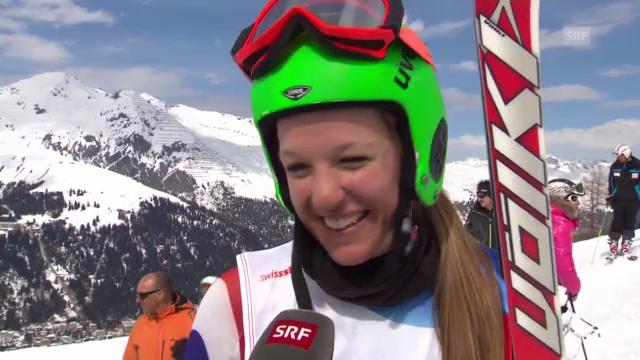 Schweizer Meisterschaften Riesenslalom und Slalom («sportaktuell»)