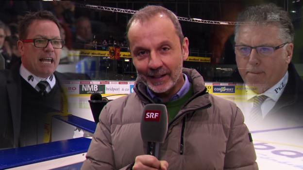 Video «Genf-Lugano: Das sagen die SRF-Experten» abspielen