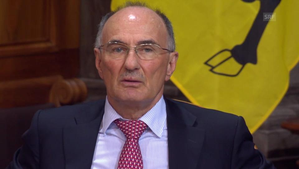 Felix Gutzwiller (FDP/ZH) gegen Diskriminierung Kroatiens