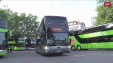 Link öffnet eine Lightbox. Video Per Fernbus von St. Gallen nach Genf? abspielen