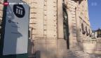 Video «Swiss Re profitiert von ruhigem Jahr» abspielen