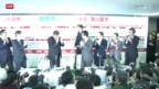 Video «Parlamentswahlen in Japan: Noda wird abgestraft» abspielen