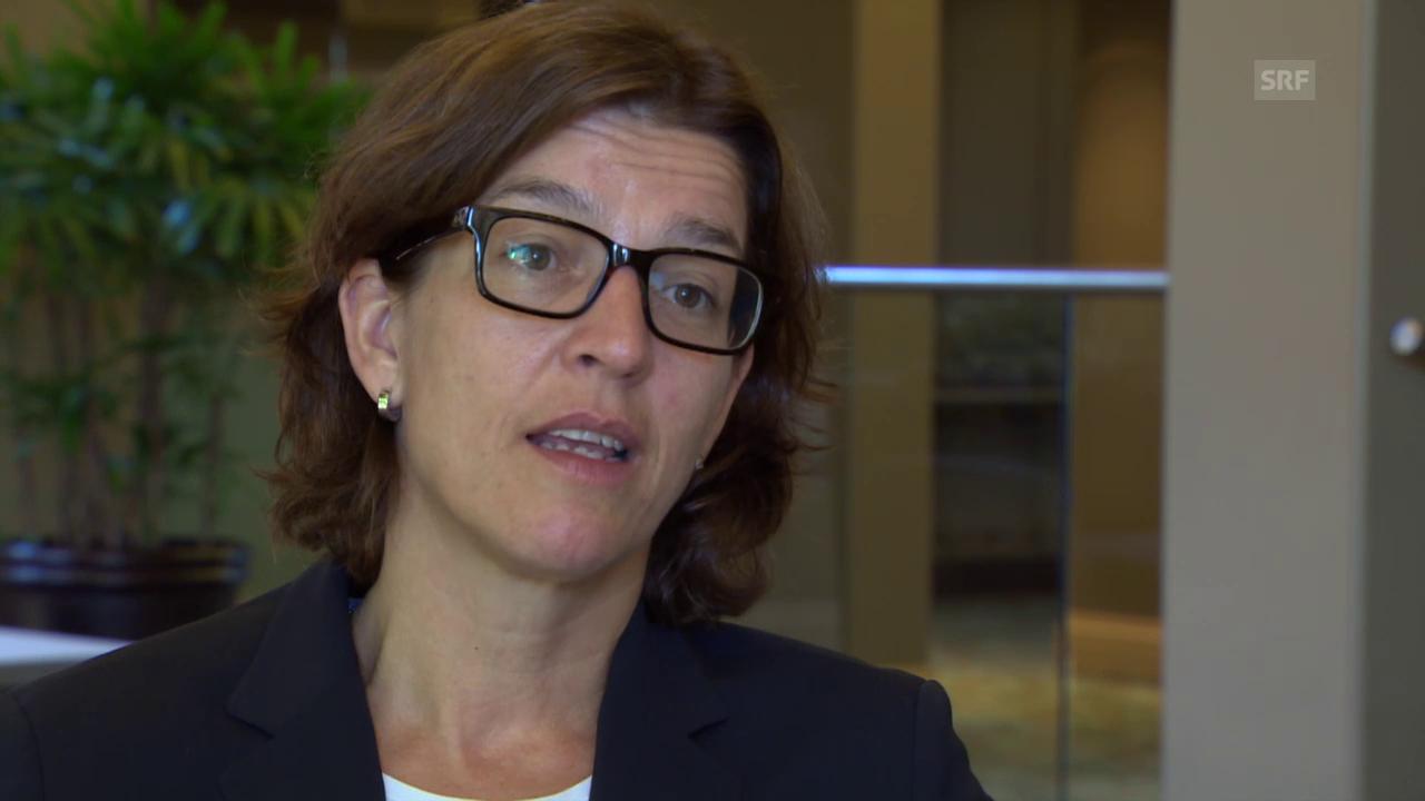 Fussball: Frauen-WM, Tatjana Hänni über Attraktivität des FF