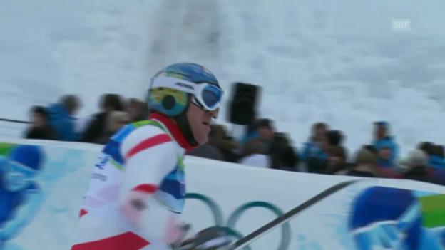 Video «Cuche nicht im IOC-Athletenrat (sotschi kompakt, 20.02.2014)» abspielen