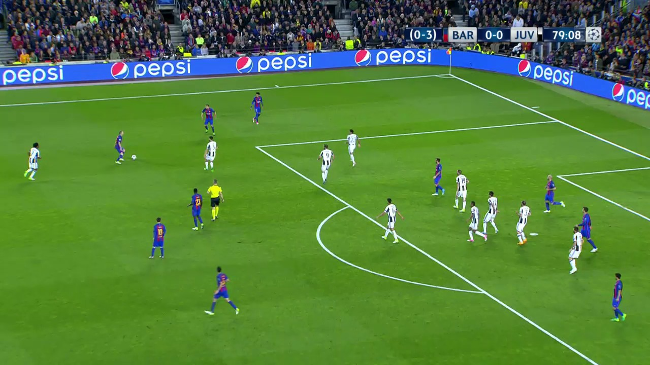 Die Live-Highlights bei Barcelona-Juventus