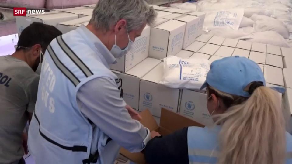 UNO-Sicherheitsrat verlängert humanitäre Hilfen in Syrien