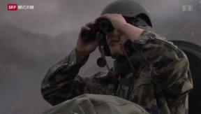 Video «Nach Gripen-Nein: Weniger Geld für die Armee» abspielen