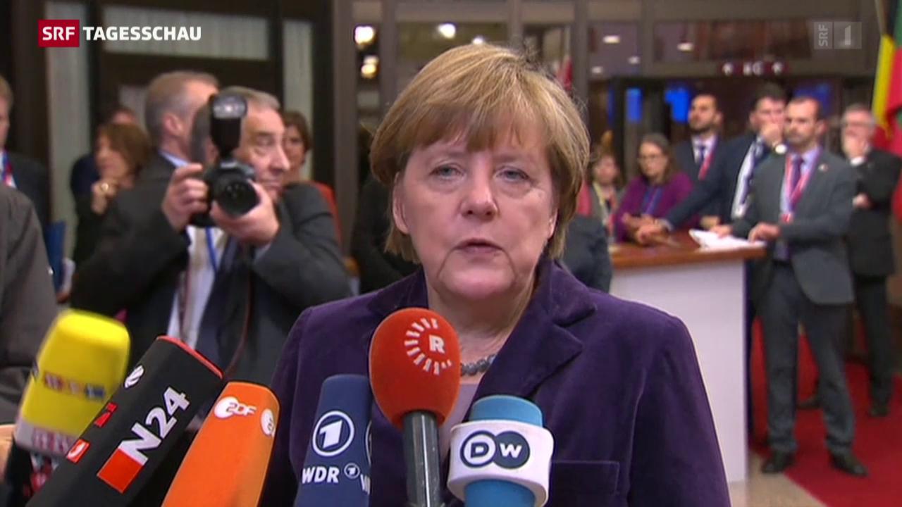 Knatsch am EU-Gipfel