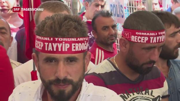 Video «Feiern für Erdogan» abspielen