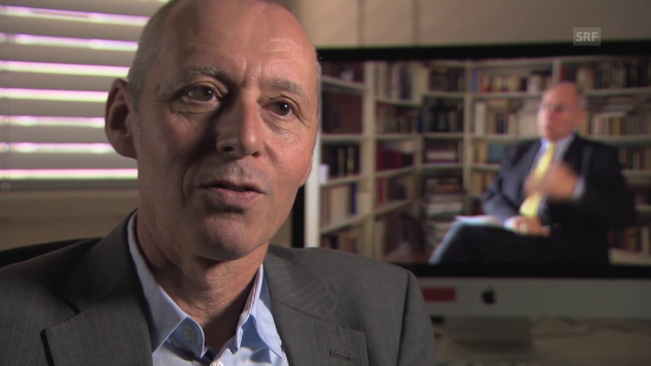 Hansjürg Zumstein und wie die Idee zum Dokfilm entstand.