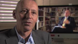 Video «Hansjürg Zumstein und wie die Idee zum Dokfilm entstand.» abspielen