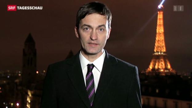 Video «SRF-Korrespondent Gerber zur Lage in Mali» abspielen