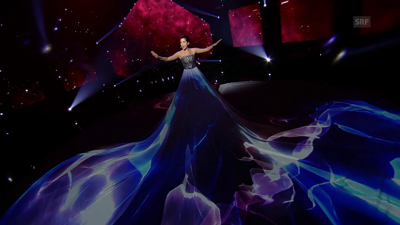 9. Estland - Elina Nechayeva «La Forza»