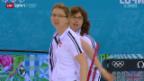 Video «Curling: Die Spiele der Schweizer Frauen» abspielen