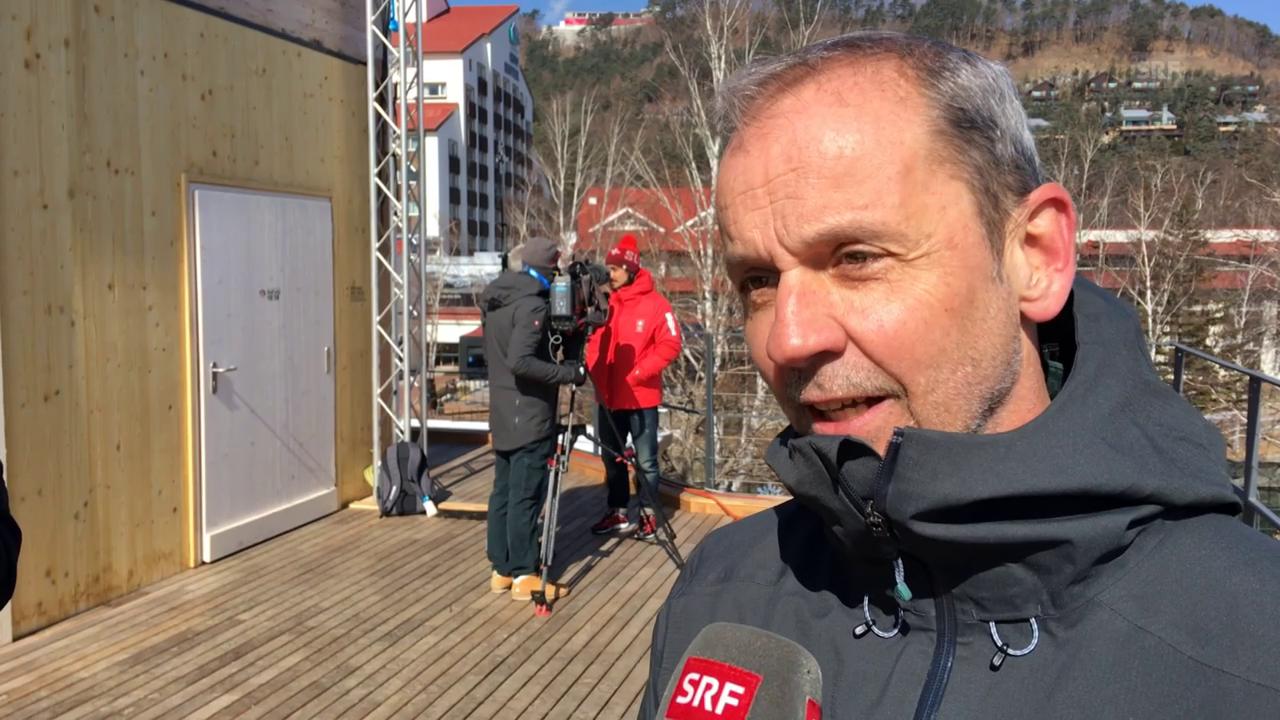 Bürer: «Die Schweiz kann auf Augenhöhe mitspielen»