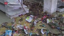 Video «Plünderungen in Caracas» abspielen