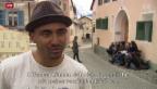 Video «Rap Rumantsch - Sprachaustausch einmal anders» abspielen
