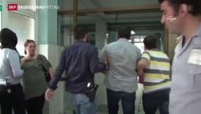Video «Kurdische Extremisten verhaftet» abspielen