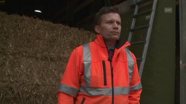 Video «Landwirt Jürg Rasi wehrt sich» abspielen