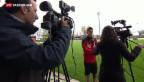 Video «Reaktion von Sandro Wieser nach Urteil wegen schwerem Fall» abspielen