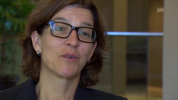 Video «Fussball: Frauen-WM, Tatjana Hänni über weiblichen FIFA-Präsidenten» abspielen