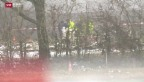 Video «Kleinflugzeug nach Start abgestürzt» abspielen