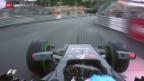 Video «Formel 1: Freies Training in Monte Carlo» abspielen