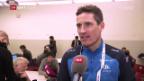 Video «Ski nordisch: Cologna vor WM weiter angeschlagen» abspielen