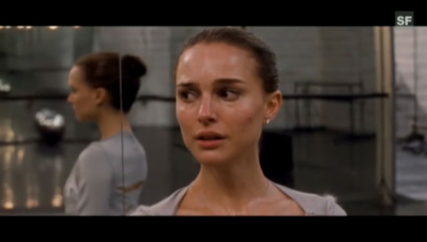 Video «Trailer «Black Swan»» abspielen
