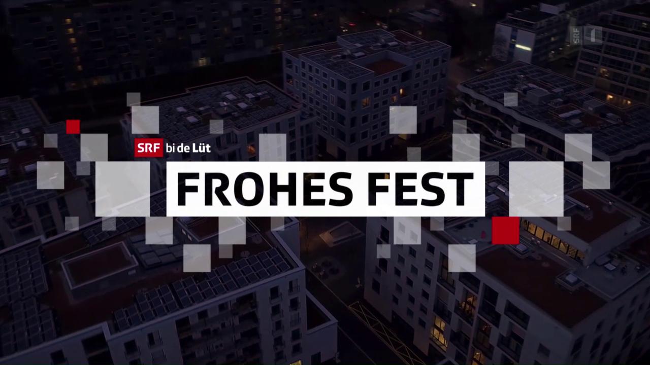 «SRF bi de Lüt – Frohes Fest»