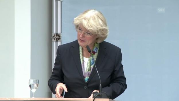 Video «Staatsministerin dankt dem Kunstmuseum» abspielen