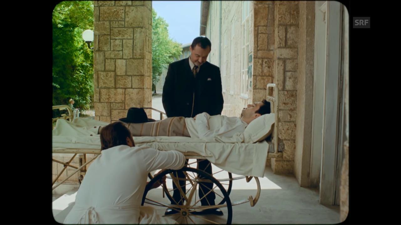 Eine Szene aus «Inimi Cicatrizate»