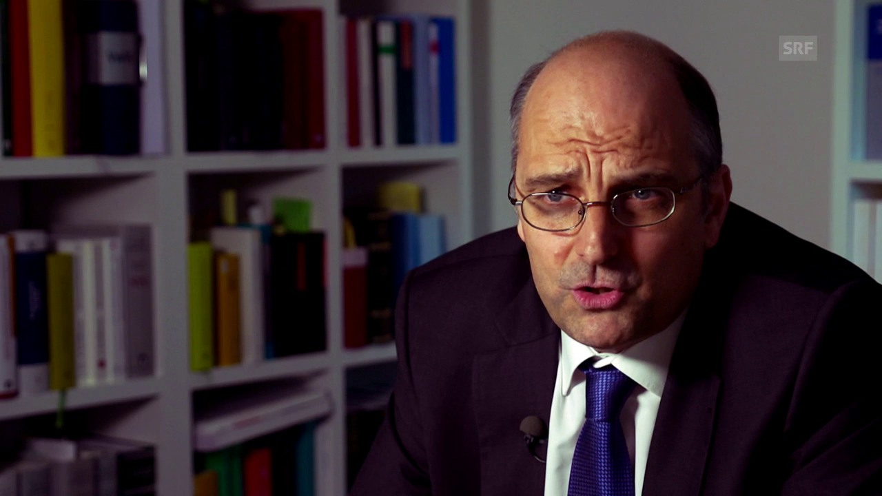 Philip Stolkin, Rechtsanwalt und Mitinitiant Referendumskomitee gegen Versicherungsdetektive