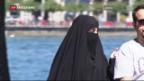 Video «Nationalrat sagt Ja zum Verhüllungs-Verbot» abspielen