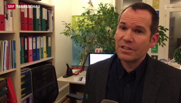 Video «Reaktionen zur Atom-Politik des Nationalrats» abspielen