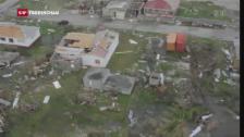 Video «Zerstörung in der Karibik» abspielen