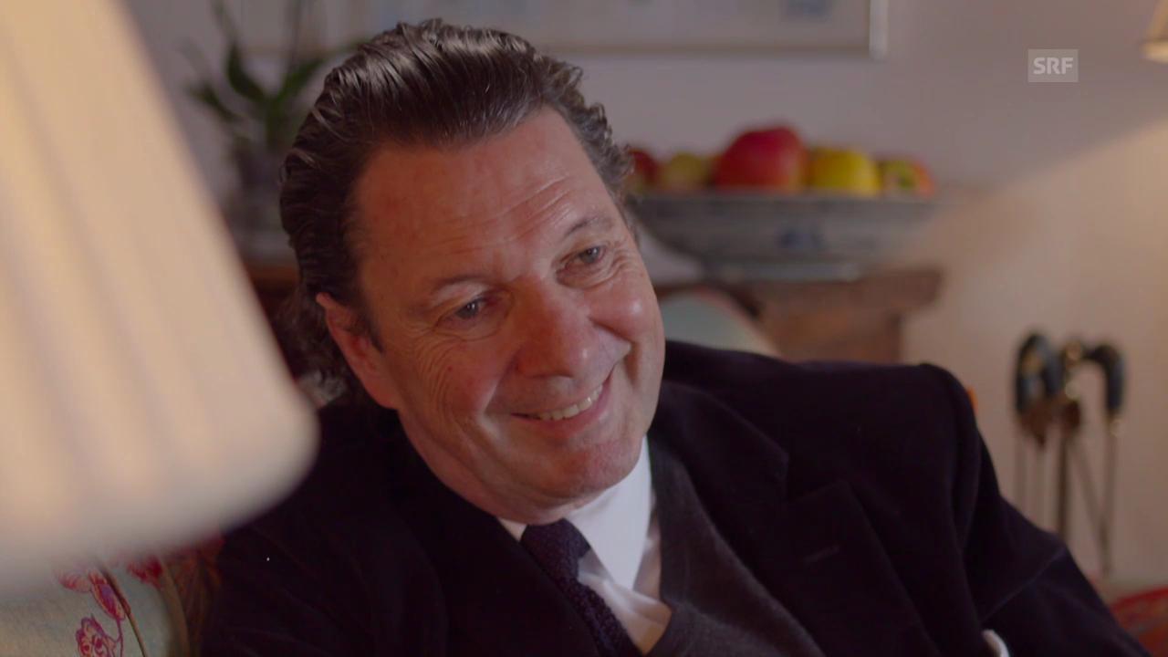 Martin Suter in «Entweder/Oder»