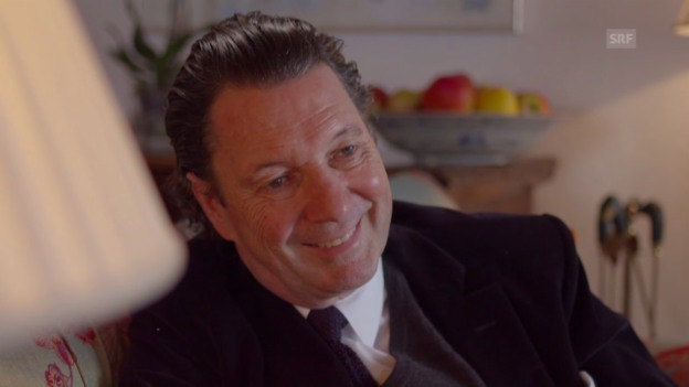 Video «Martin Suter in «Entweder/Oder»» abspielen