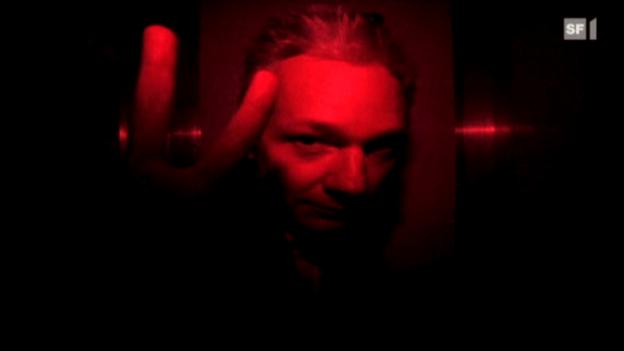 Video «Im Innern von Wikileaks» abspielen