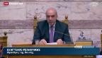 Video «Griechenland vor Neuwahlen» abspielen