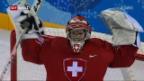 Video «Schweizer Eishockey-Frauen-Team im Viertelfinal» abspielen