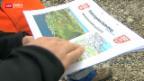 Video «Hangrutsch in Beckenried» abspielen